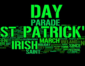 St. Patrick's Day Parade - South <a href=