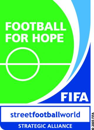 Football For Hope_streetfootballworld_Logo