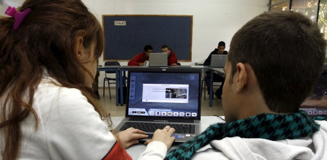 Palestinians getting to know Israelis online