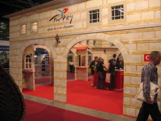 TURKISH BOOTH