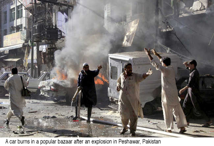 pakistani taliban attack