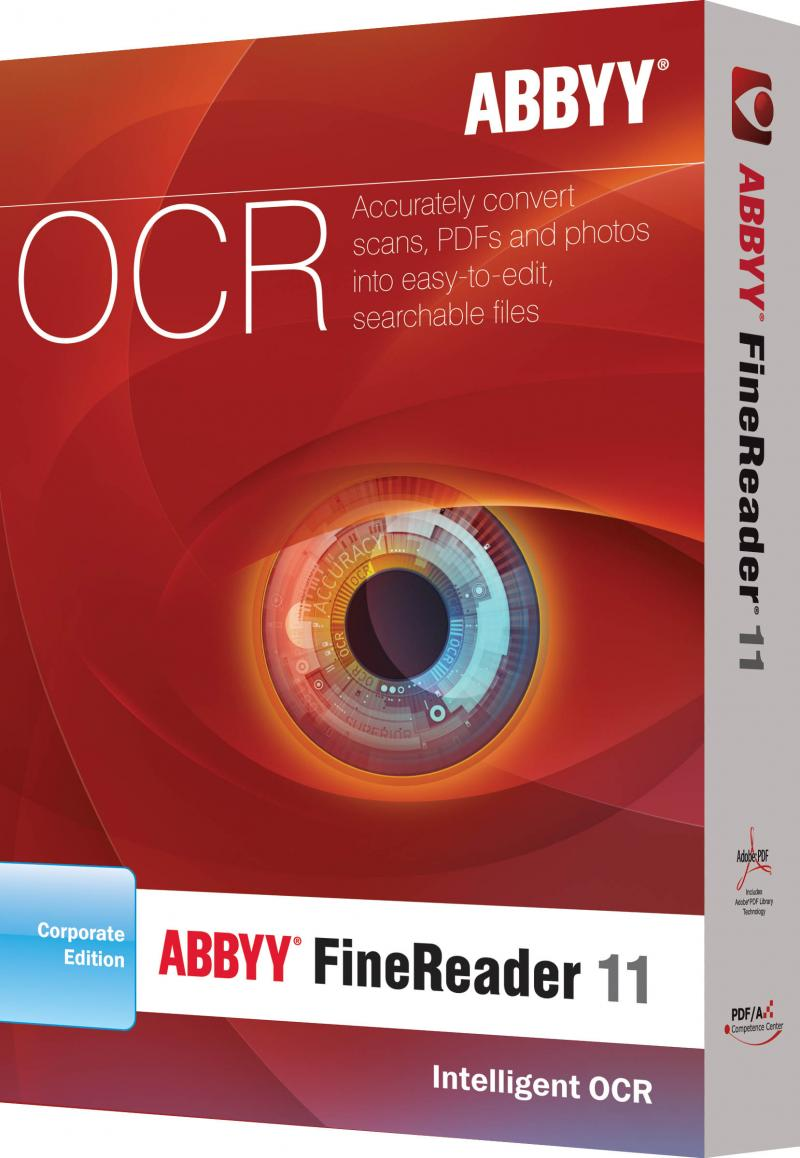 Abbyy finereader 11 professional edition download free