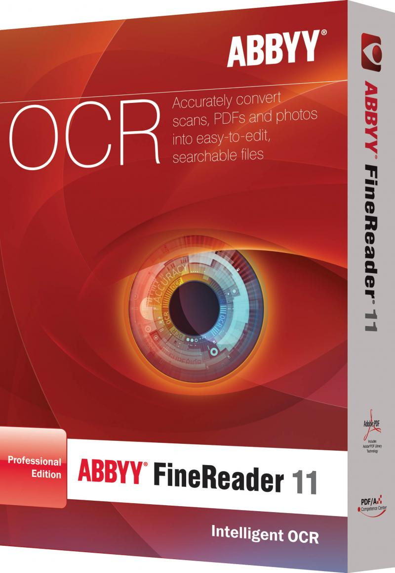 Abbyy finereader 10 professional must have